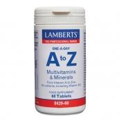 A-Z Multivitaminas Lamberts