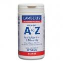 A-Z Multivitaminas minerales Lamberts