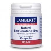 Betacaroteno Lamberts
