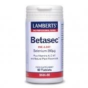 Betasec Lamberts Fórmula antioxidante