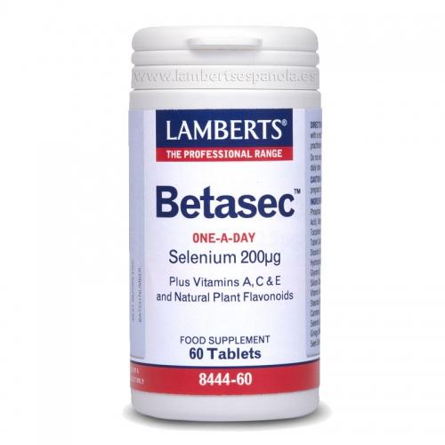 Betasec Lamberts Fórmula antioxidante 1 al día