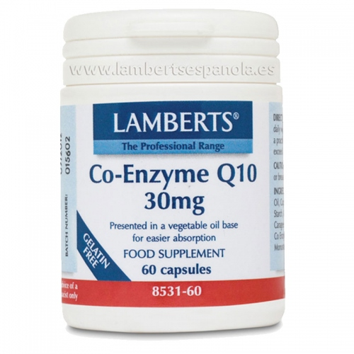 Coenzima Q10 Lamberts