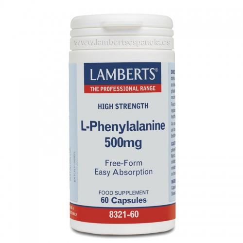 L Fenilalamina Lamberts