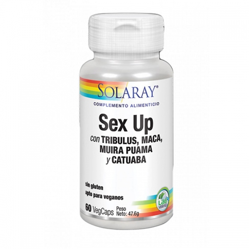 Sex Up Solaray