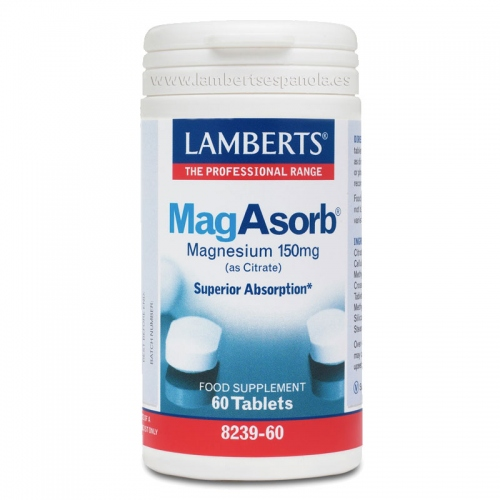 Magasorb lamberts 60 tabletas