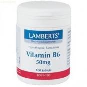 Vitamina B6 Lamberts