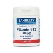 Vitamina b12 100 mcrg Lamberts