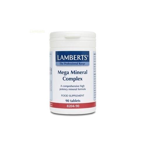 Mega Mineral Complex 90 tab Lamberts